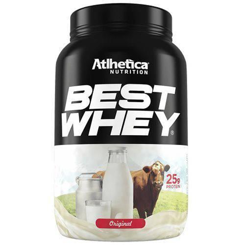 Best Whey - 900g Original - Atlhetica Nutrition