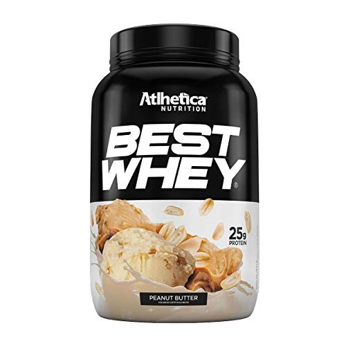 Best Whey - 900g Peanut Butter, Athletica Nutrition