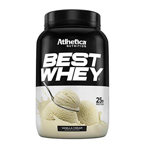 Best Whey - 900g Vanilla Cream, Atlhetica Nutrition