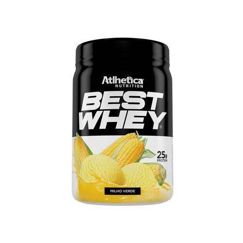 BEST WHEY ATLHETICA 450g - MILHO VERDE