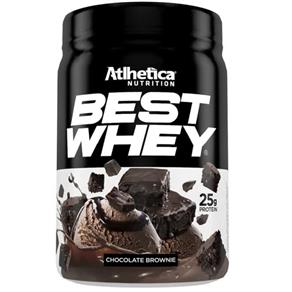 Best Whey - Atlhetica Nutrition - 450g - CHOCOLATE BROWNIE