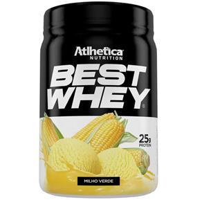 Best Whey - Atlhetica Nutrition - 450g - Milho Verde