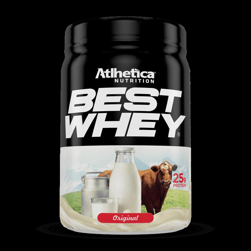 Best Whey Original (450g) Atlhetica Nutrition