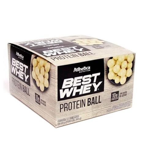 Best Whey Protein Ball 12un de 50g - Atlhetica