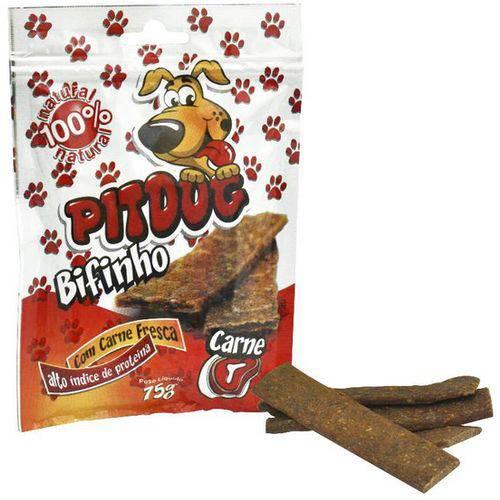 Bifinho Carne 75g Pit Dog Premium