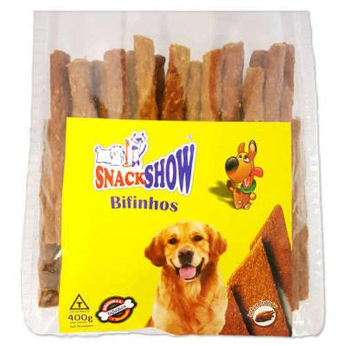 Bifinho Snack Show Palito Frango para Cães - 400 Gr