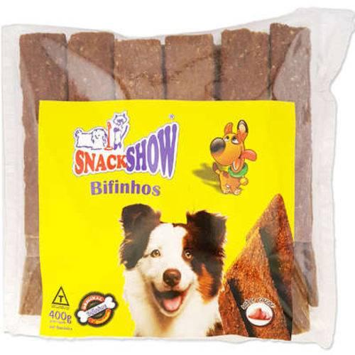Bifinho Snack Show Tira Carne para Cães - 400 Gr