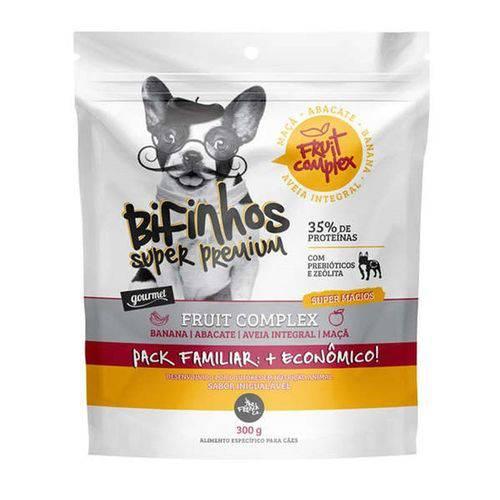 Bifinhos The French Co Super Premium com Fruit Complex 300g
