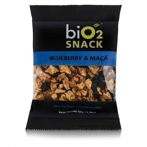 Bio2 Snack Blueberry e Maca 50g Bio2