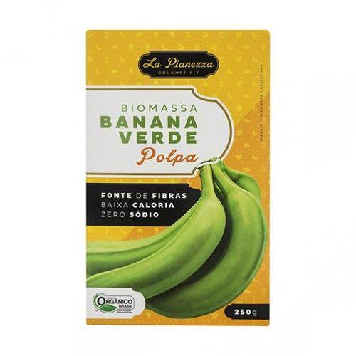 Biomassa de Banana Verde Polpa
