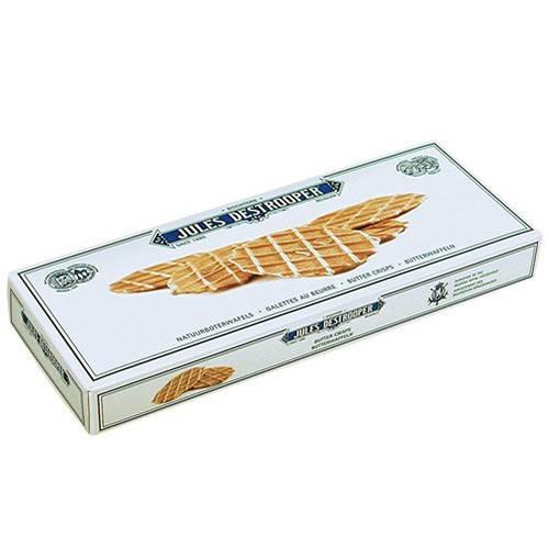 Biscoito Belga Butter Crisps 100g - Jules Destrooper