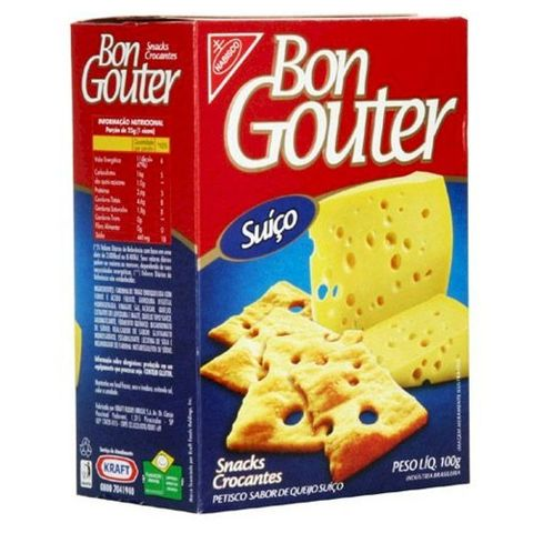 Biscoito Bon Gouter Suíço 100g - Nabisco