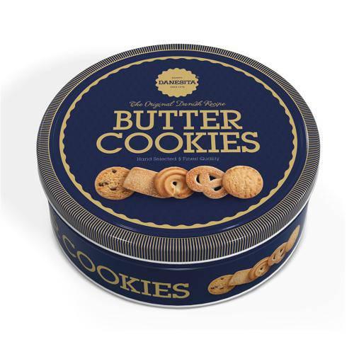 Biscoito Butter Cookies 454g - Dancake