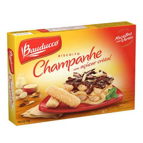Biscoito Champanhe 150g - Bauducco