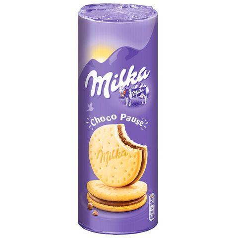 Biscoito ChocoCreme 260g - Milka
