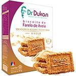 Biscoito de Farelo de Aveia Dr Dukan - Sabor Avelã