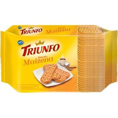 Biscoito de Maisena Triunfo 375g