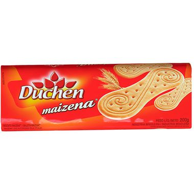 Biscoito Maizena Duchen 200g