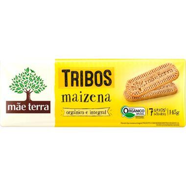 Biscoito de Maizena Orgânico Tribos Mãe Terra 145g