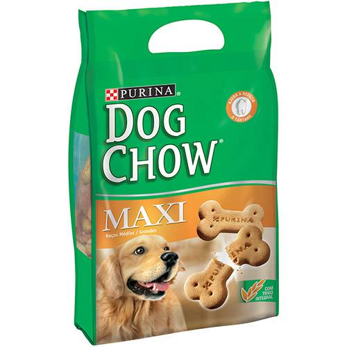 Biscoito Dog Chow Biscuits Maxi 1Kg - Nestlé Purina