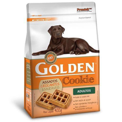 Biscoito Golden Cookie para Cães Adultos