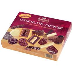 Biscoito Lambertz Edição C/ Chocolate 500g - Lambertz