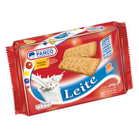 Biscoito Leite 400g - Panco