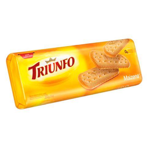 Biscoito Maizena 200g - Triunfo