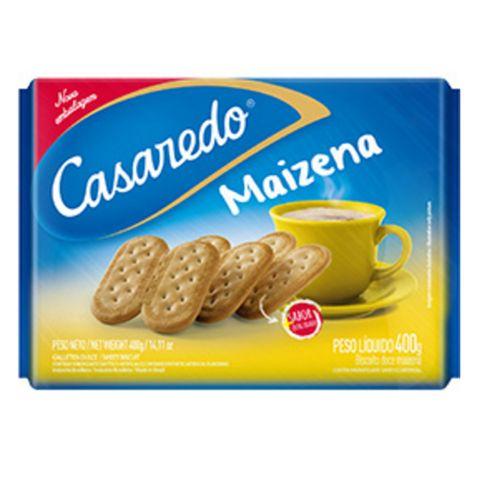 Biscoito Maizena 400g - Casaredo