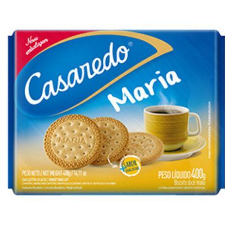 Biscoito Maria 400g - Casaredo