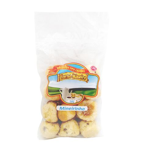 Biscoito Petit Four Goiabinha 150g - Forno Mineiro