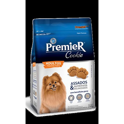 Biscoito Premier Pet Cookie para Cães Adultos de Raças Pequenas 250g