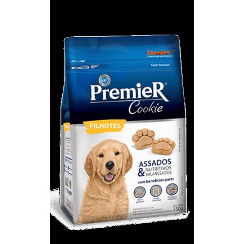Biscoito Premier Pet Filhotes Cookie para Cães 250g