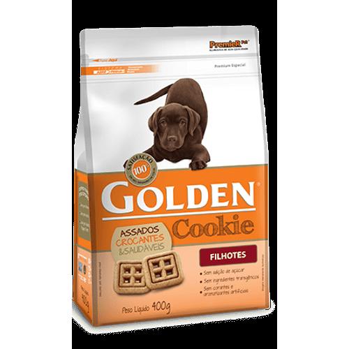 Biscoito Premier Pet Golden Cookie Filhotes para Cães 400g