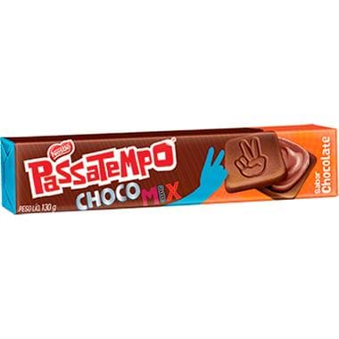 Biscoito de Chocolate Passatempo Nestle 130g