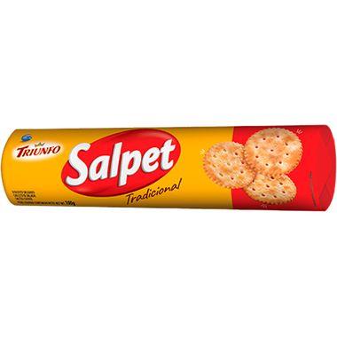 Biscoito Salgado Salpet Triunfo 100g