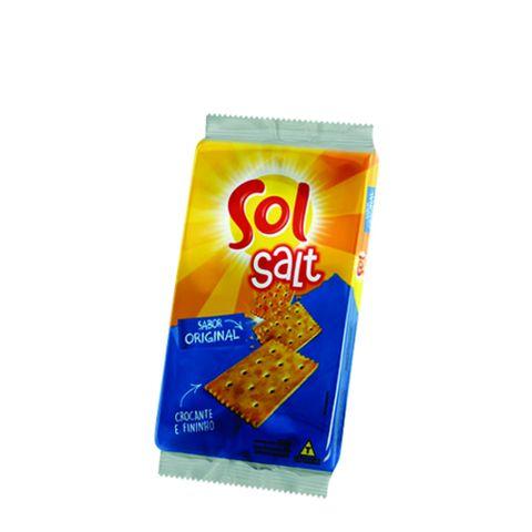 Biscoito Salt Original 150g - Sol