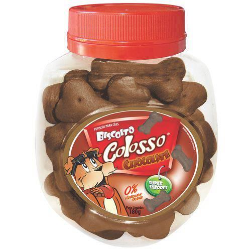 Biscoitooito Colosso Chocolate 180 Gr