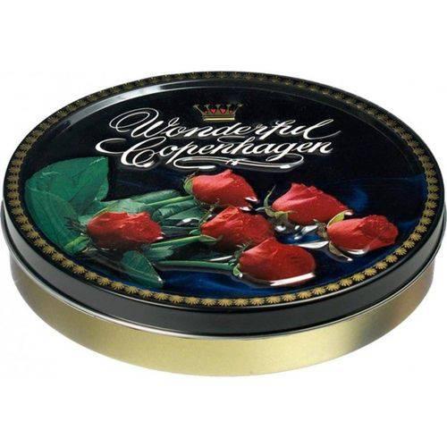 Biscoitos Amanteigados Wonderful Red Roses 200g - Jacobsens