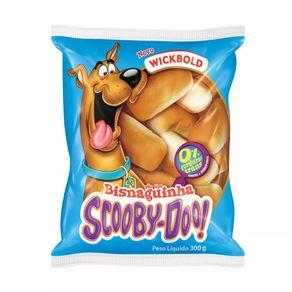 Bisnaguinha Scooby-Doo Wickbold 300g
