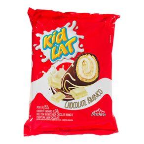 Bolinho Chocolate Branco Kidlat 152g