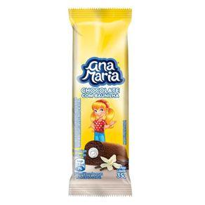 Bolinho de Chocolate com Baunilha Ana Maria Pullman 35g