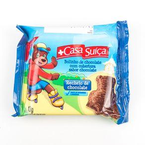 Bolinho de Ursinho Sabor Chocolate Wickbold 43g