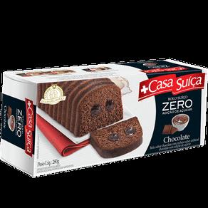 Bolo Casa Suíça Chocolate Zero Açúcar 280g