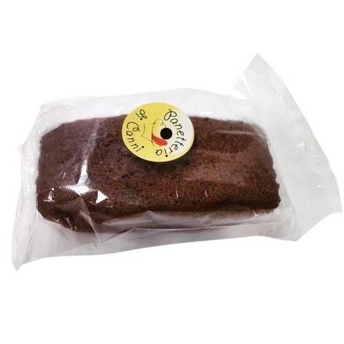 Bolo Flor Chocolate Panetteria Di Canni