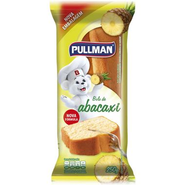 Bolo Pullman Abacaxi 250g