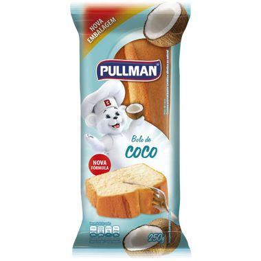 Bolo Pullman Coco 250g