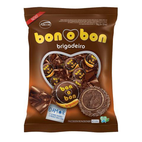 Bombom Bonobon Brigadeiro 15g C/50 - Arcor