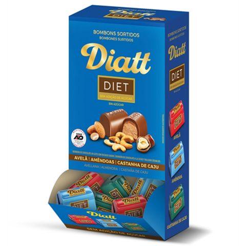 Bombom Sortido Diet C/30 - Diatt