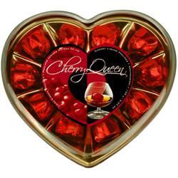 Bombon Cherry Queen Coração - Bonbonetti